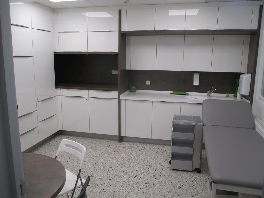 Maison Médicale Humilis : infirmerie