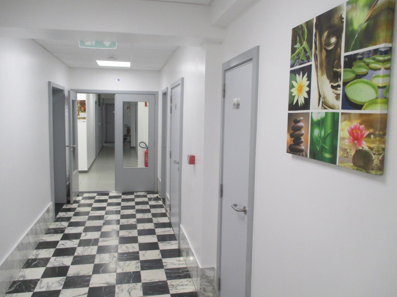 Maison Médicale Humilis : hall