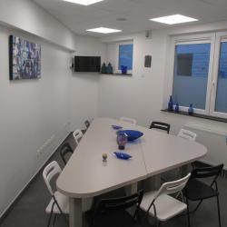 Maison Médicale Humilis : salle de réunion