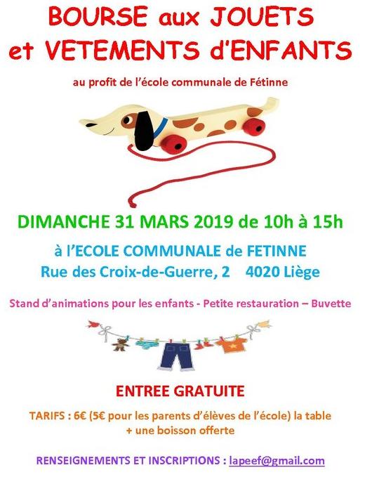 Ecole fetinne 31 mars 2019
