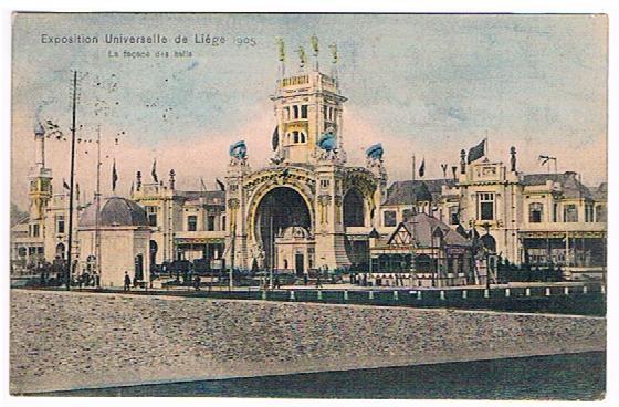 Expo 1905 entree principale