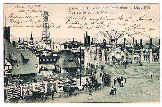 Expo 1905 parc du plaisir