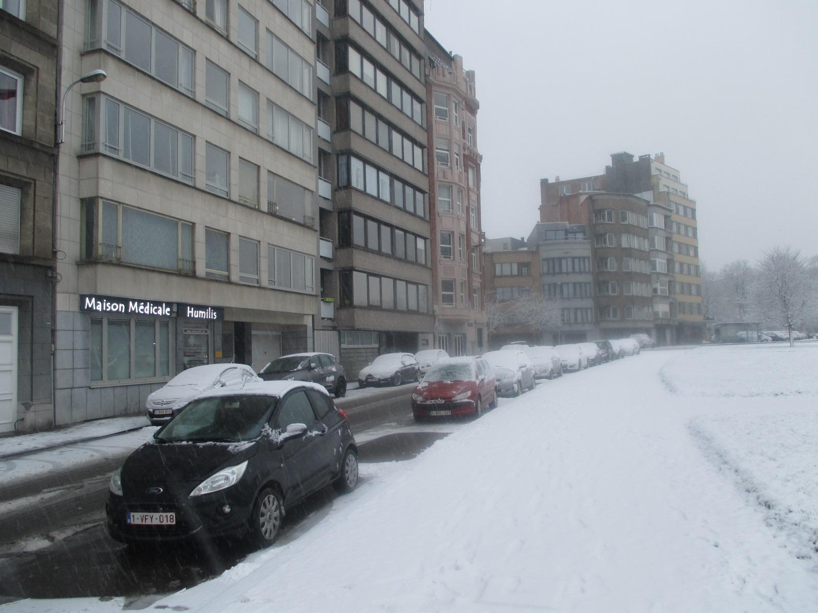Humilis dans la neige