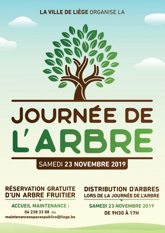 Journee de l arbre 23 11 2019